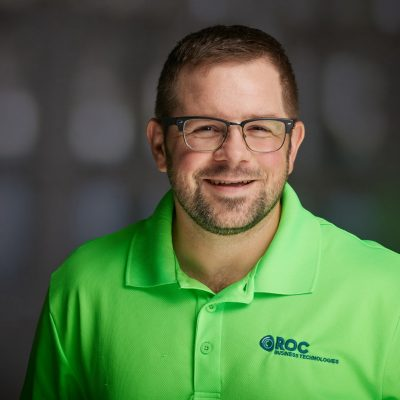 Ryan Ousey Owner of ROC Business Technologies