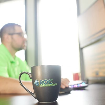 ROC coffee mug